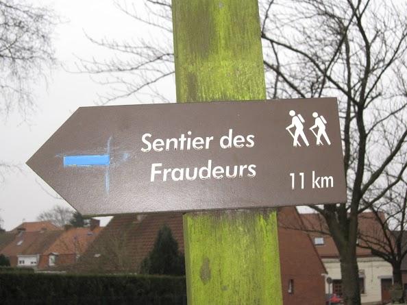 Sentier Des Fraudeurs Mont Des Cats